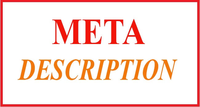 Meta description là gì? Tối ưu hóa thẻ meta description trong SEO
